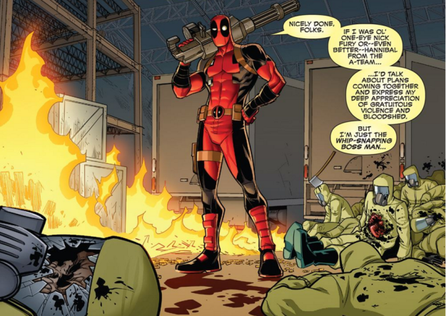 Deadpool Mercs for Money 2