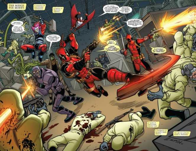 Deadpool Mercs for Money 5