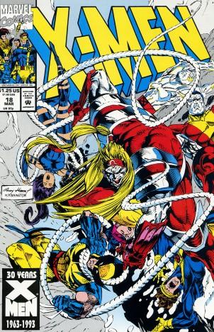 X-Men First Impressions 12